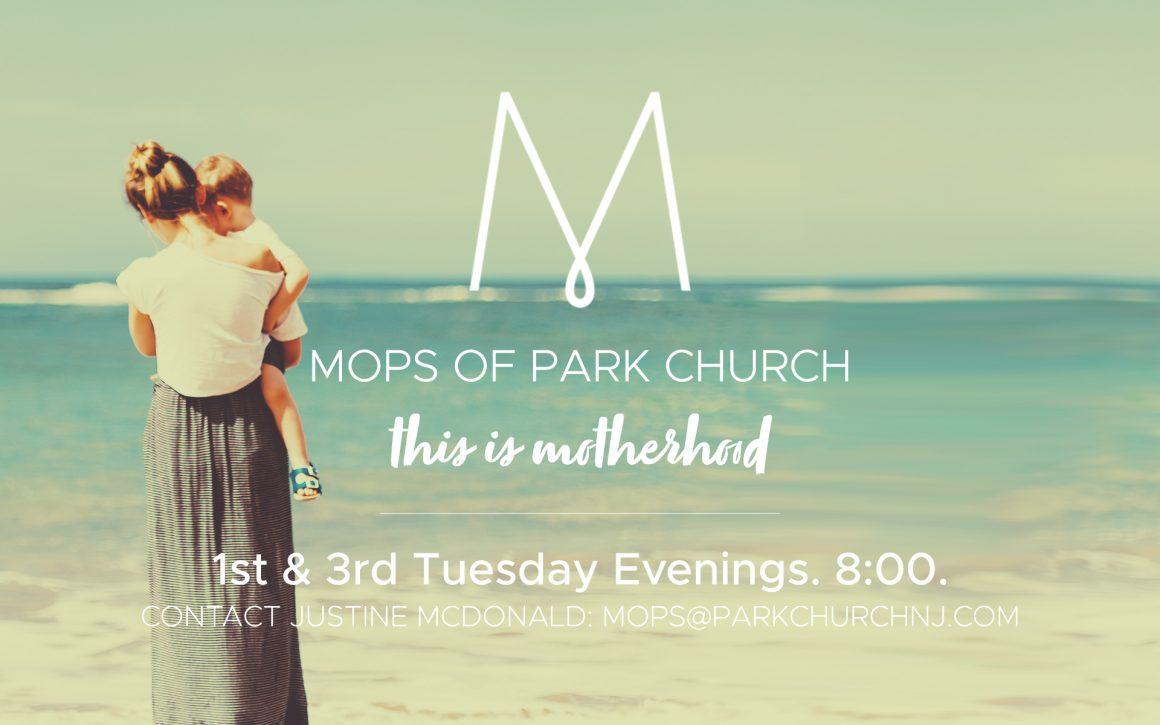 MOPS (Mothers of Pre-Schoolers)