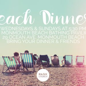 Come and hang out at the beach!