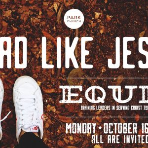 EQUIP: Lead Like Jesus