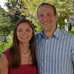 Pete & Cherilyn Larsen (West Long Branch)