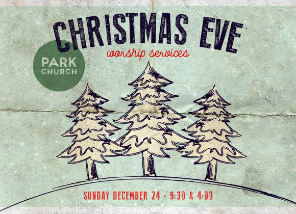 Christmas Eve Worship Services!