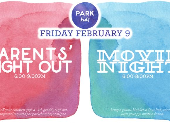 2 Awesome Events on 1 Awesome Night!