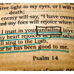 A Way to Hear God Daily…