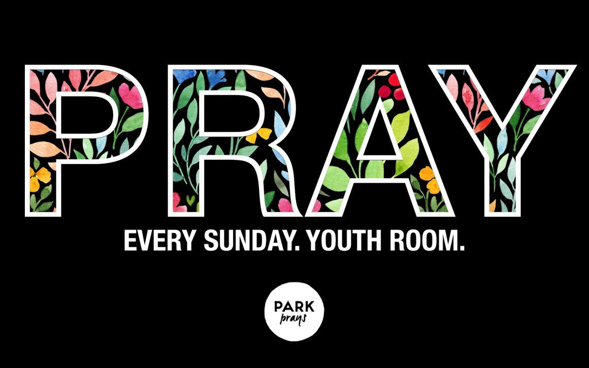 Park Prays!