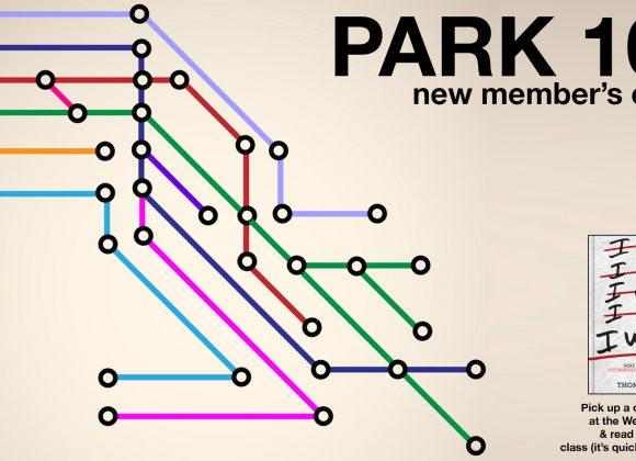 Park 101 New Member's Class!