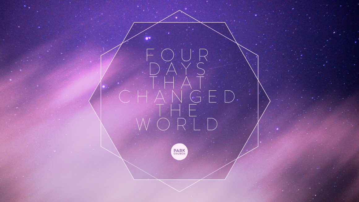 Four Days that Changed the World