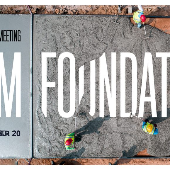 Firm Foundation: Congregational Meeting