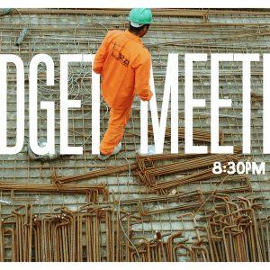 9.27.20 Budget Meeting