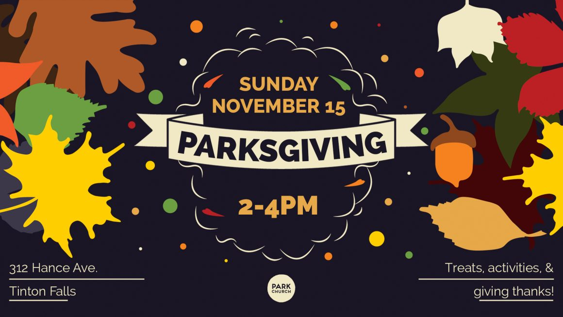 Parksgiving!