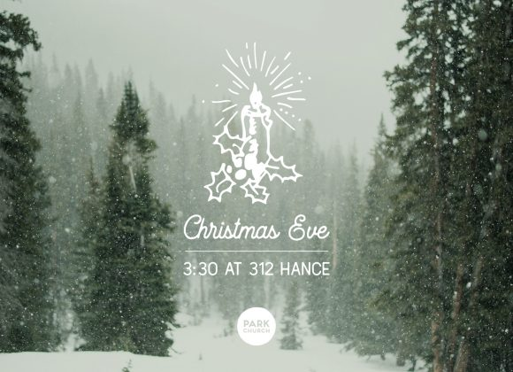 Christmas Eve Service at 312