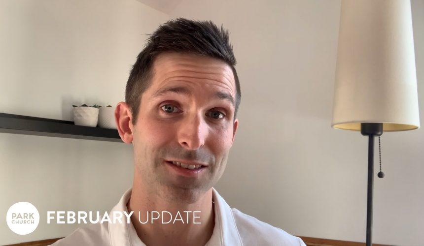 February Update!