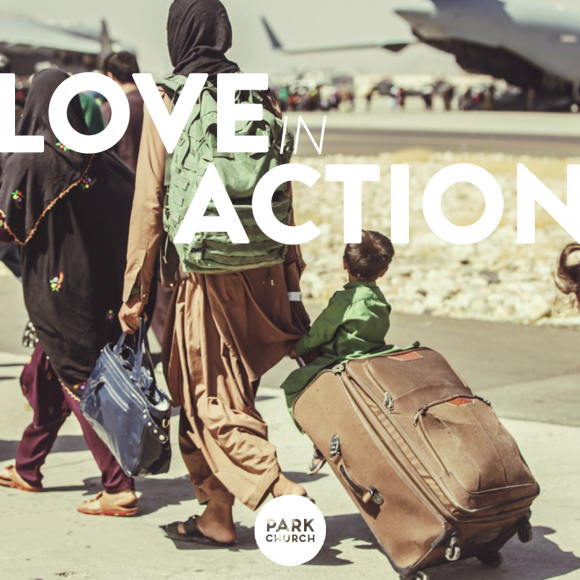 Love in Action: Afghan Refugees